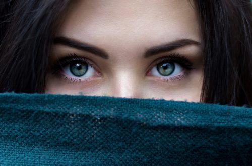 An den Augen wirst du sie erkennen …